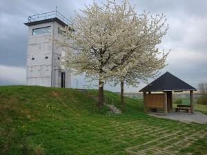 Grenzturm am 08.04.2014