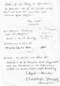 Gästebuch 2009-05