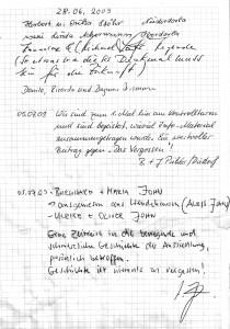 Gästebuch 2009-06