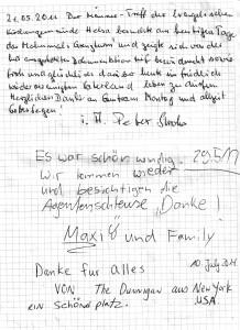 Gästebuch 2011-03