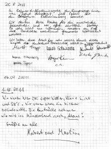 Gästebuch 2011-07